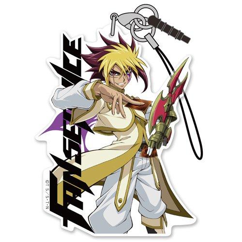 遊☆戯☆王ZEXAL IV アクリルストラップ