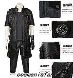高品質 実物撮影 豪華修正版ファイナルファンタジーXV FF15 ノクティス ルシス チェラム コスプレ衣装+手袋