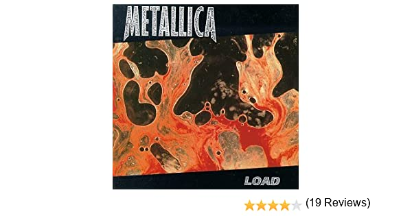 amazon load metallica ハードロック 音楽