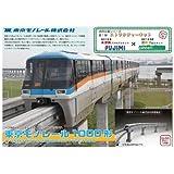 フジミ模型 1/150 ストラクチャーキット No.03 東京モノレール 直線レールセット