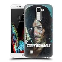 オフィシャルAMC The Walking Dead ダリル キャラクター LG K10 / K10 Dual SIM 専用ハードバックケース