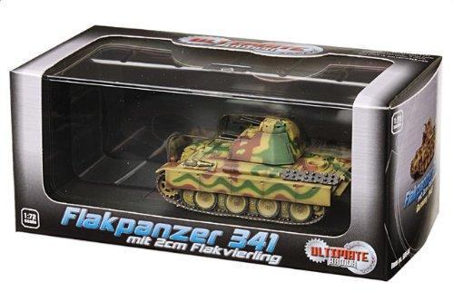 1:72 ドラゴンモデルズ アーマー コレクター シリーズ 60644 MAN 2cm Vierling Flak装甲車 ディスプレイ モデル ドイツ軍 ドイツ 1945【並行輸入品】