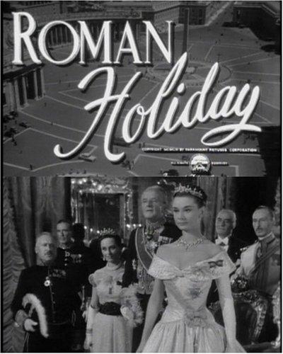 ローマの休日 [DVD]の詳細を見る