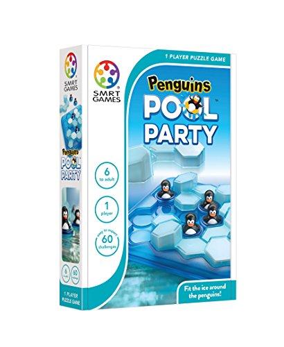 SMRT Games ペンギンプールパーティ パズル Penguins Pool Party SG431JP 正規品