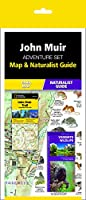 John Muir Trail Adventure Set: Map & Naturalist Guide