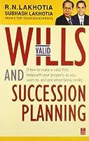 Valid Wills & Succession Planning [Paperback]