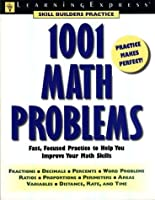 1001 Math Problems (Skill Builders Practice)