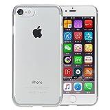iPhone 7用ケース TPU透明ケース 超薄 耐衝撃 最軽量 一体型 耐久性が高い ソフト 取り出し易い クリアタイプ iphone 7 4.7インチ カバー