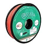 フィラ エコリカ 3Dプリンター用リサイクルフィラメント エコ・フィラ 1.75mm 赤 ECF-PS175-RE
