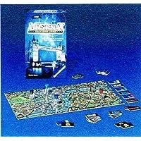 スコットランドヤード ミスターX ミニ (Scotland Yard: mini) ボードゲーム