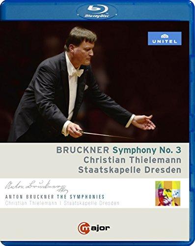 Bruckner: Symphony 3 [Blu-ray] [Import]