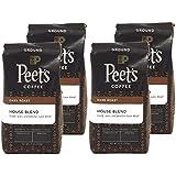 Peet's グランドコーヒー (ハウスブレンド) 4パック [並行輸入品]