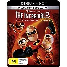 Incredibles, The (4K Ultra HD + Blu-ray + Bonus)