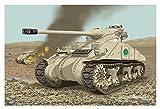 ドラゴン 1/35 中東戦争 エジプト軍 エジプトシャーマン プラモデル DR3570
