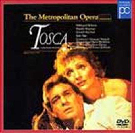 メトロポリタン・オペラ プッチーニ/歌劇「トスカ」全曲 [DVD]の詳細を見る