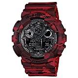Casio G-Shock Grey Watch GA100CM-4A カシオGショックグレー腕時計GA100CM-4A [並行輸入品]
