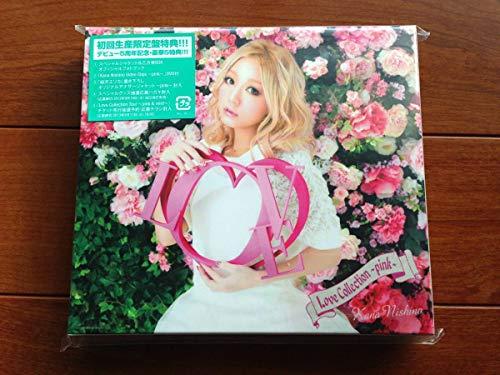 西野カナ Love Collection Pink ベスト盤...
