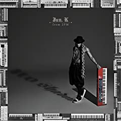 Jun. K (From 2PM)「YOUNG FOREVER -Japanese ver.-」のジャケット画像