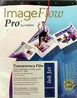 Labelonオーバーヘッド投影透過色インクジェットフィルム新しいSealedボックス