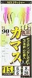 ヤマシタ(YAMASHITA) うみが好き カマスサビキ KAF304 15-6-8
