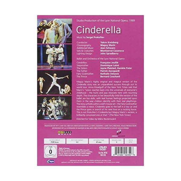 Cinderella [DVD] [Import]の紹介画像2
