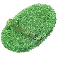 ノーブランド品 1/6人形用靴 かわいい スリッパ 室内 素晴らしい アクセサリー 玩具部品 ギフト - 緑, 2.5x1.5cm