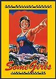 サム・ガールズ・ライヴ・イン・テキサス '78【初回限定盤DVD+CD/日本語字幕付】