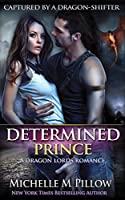 Determined Prince: A Qurilixen World Novel (Captured by a Dragon-Shifter)