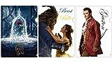 ディズニー映画「美女と野獣」/ミニクリアファイルセット