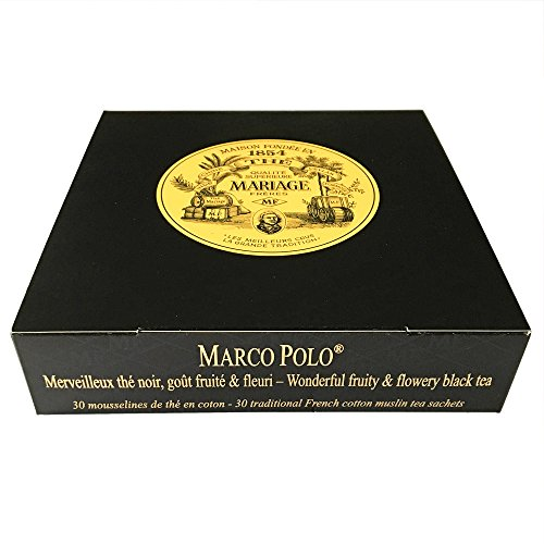 RoomClip商品情報 - マリアージュフレール マルコポーロ ティーバッグ 2.5g×30p