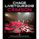 Chage Live Tour 2018 ◆CRIMSON◆ [Blu-ray]