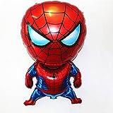 スパイダーマン バルーン 風船 誕生日 お祝い パーティ イベント LZ-025f