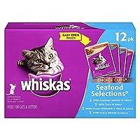 MARS PETCARE US 1559 3 oz Seafood Variety Pack 12 PACK [並行輸入品]