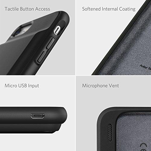 Anker PowerCore Case 2750 iPhone 7 4.7インチ用 (2750mAh バッテリー内蔵ケース) 【Apple MFi 認証取得】