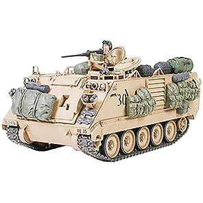タミヤ 1/35 ミリタリーミニチュアシリーズ No.265 アメリカ陸軍 M113A2 デザートワゴン プラモデル 35265