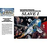 1/72 STARWARS episode2 スレーブI (ジャンゴ・フェット バージョン)