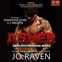 Asher: Inked Brotherhood, Book 1