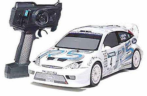 1/10 XB(エキスパートビルト)シリーズ フォード フォーカス WRC 03 (1/2)