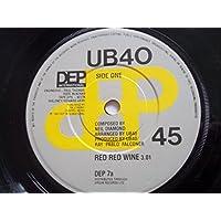 "Red Red Wine - UB40 7"" 45"