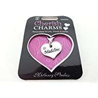 Mulberry Studios - Personalised Cherish Charms - Madeline