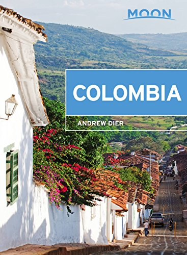 Moon Colombia (Travel Guide) (English Edition)