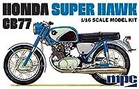 MPC 1/16 ホンダ CB77 スーパーホーク プラスチックモデルキット MPC898