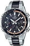 [カシオ] 腕時計 エディフィス 電波ソーラー EQW-T670SBK-1AJF メンズ