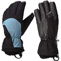 topelekメンズ防水スキー手袋、防風&耐摩耗性、2つサイズ可能、スキー、サイクリング、ライディング、バイクの運転、スキー、スノーボード、snow-shoveling、snowman-making