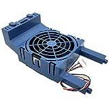 コンピュータケースCPUクーラーサーバー作業ファンfor HP ml1505u ml150g6g6PN 519737–001487108–001sps-fanフロントシステム