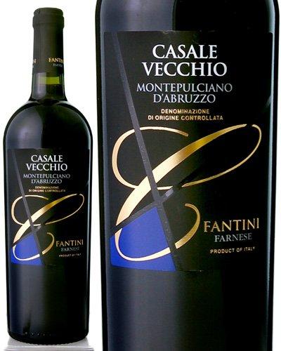 カサーレ ヴェッキオ モンテプルチャーノ ダブルッツォ [ 赤ワイン フルボディ イタリア 750 ]