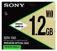 5インチMOメディア SONY EDM-1301