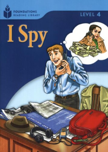 I Spy (Foundations Reading Library: Level 4)の詳細を見る
