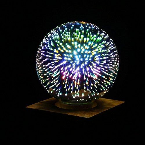 KY LEE LED電球花火の花 3.5W E26 3D電球...