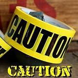 梱包資材 パッキングテープ 警告 CAUTION ガレージ US雑貨 JH